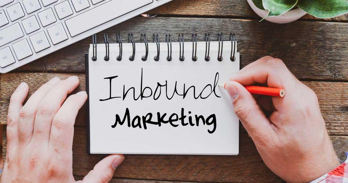 création de contenu pour l'inbound marketing