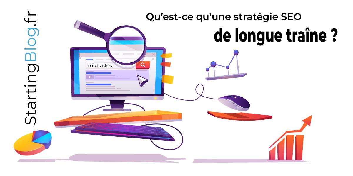 StartingBlog vous dévoile les clés pour un référencement naturel de qualité en utilisant une stratégie SEO de longue traîne. Positionnez votre site au plus haut dans les résultats des moteurs de recherche comme google.